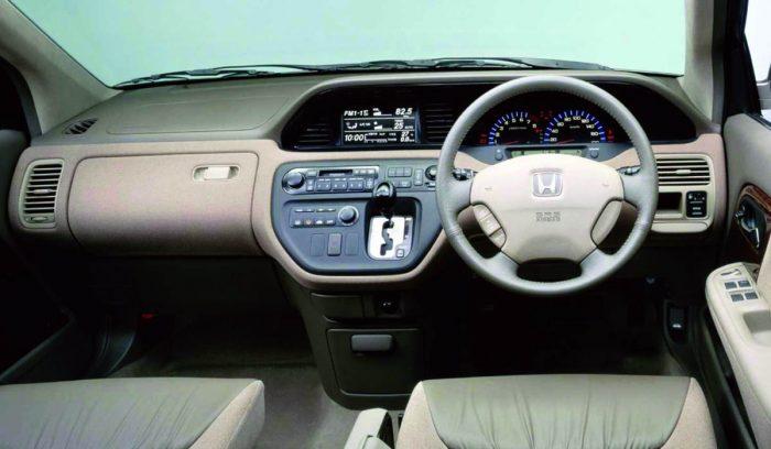 1995 Honda Avancier Interior Honda JDM