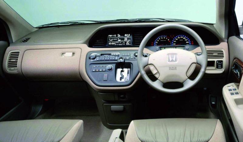 1995 Honda Avancier Interior