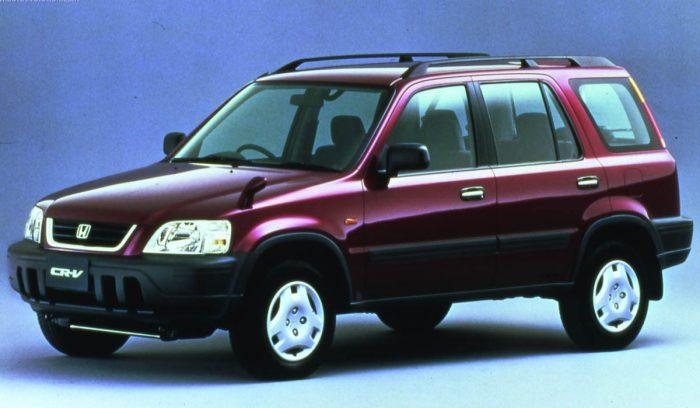 1996 Honda CR-V Honda JDM