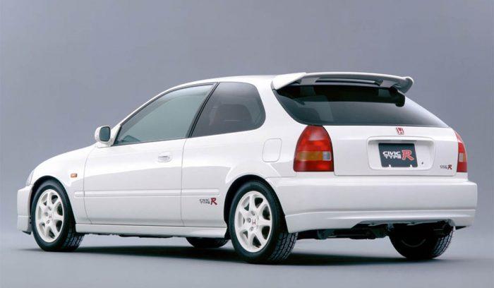 1998 Honda Civic Type R Honda JDM