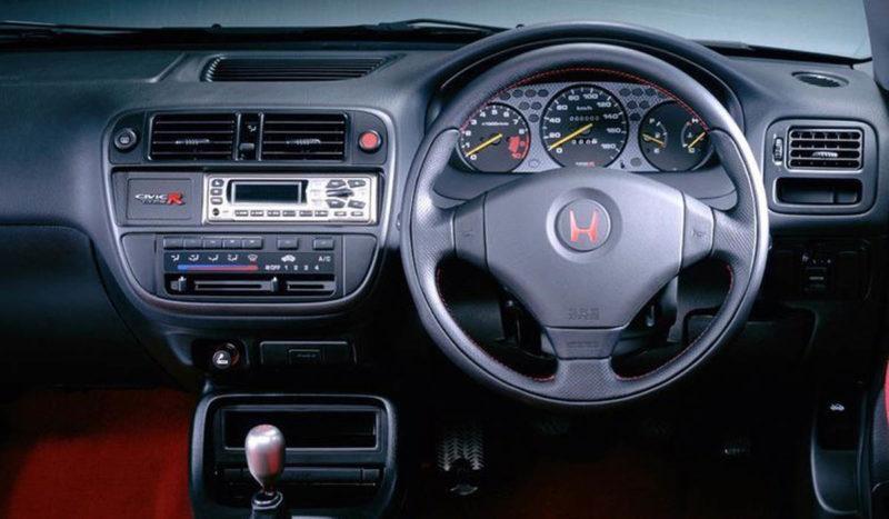 1998 Honda Civic Type R