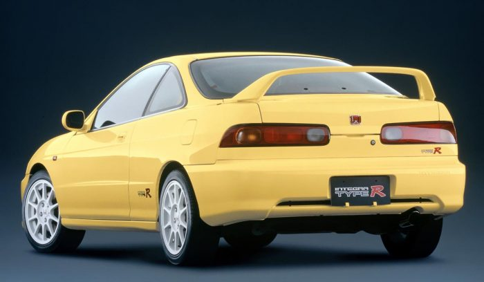 1998 Honda Integra Type R