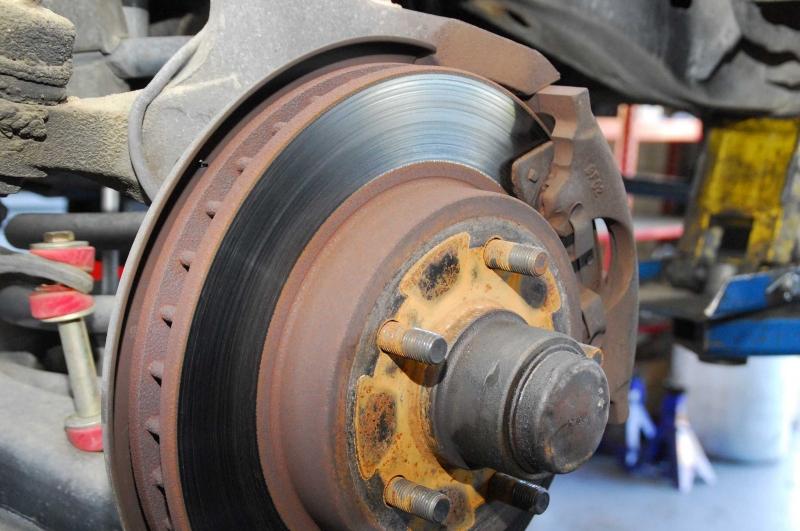 chevy suburban brakes