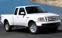 2010 Ford Ranger - right front view