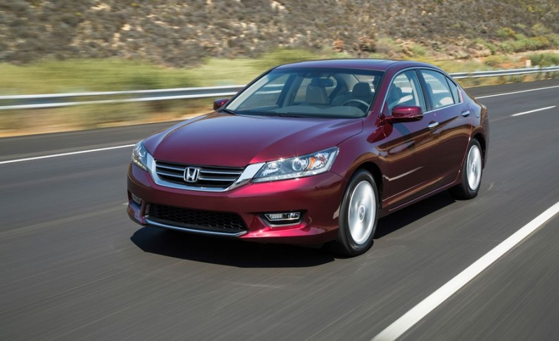 2013 Honda Accord - drivers side front view