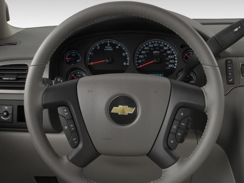 suburban steering wheel