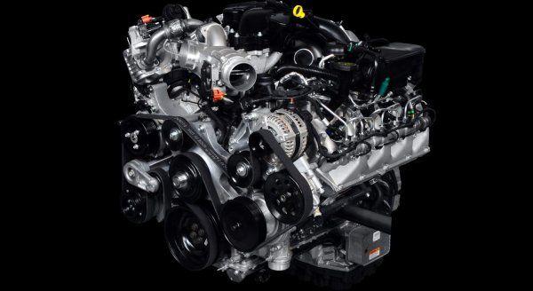 6.7L Power Stroke 2011 – Present