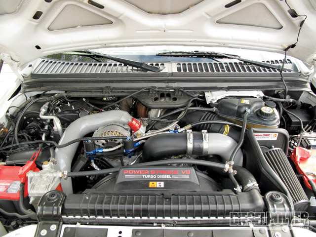 6.0L Power Stroke 2003 – 2007