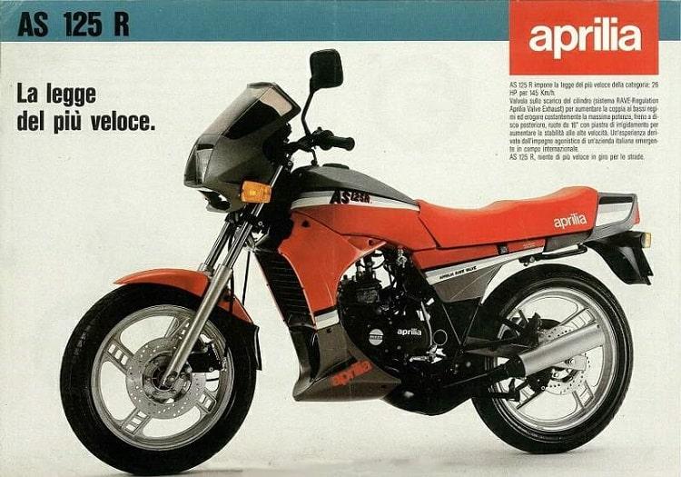 Aprilia Motorcycles - Aprilia 1