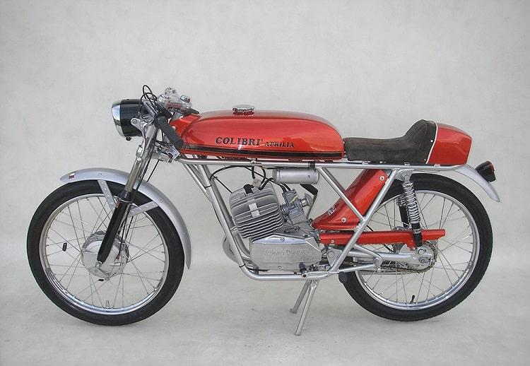 Aprilia Motorcycles - Aprilia Colibri 1