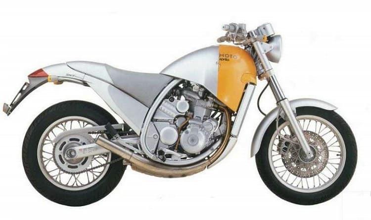 Aprilia Motorcycles - Aprilia Moto 6.5