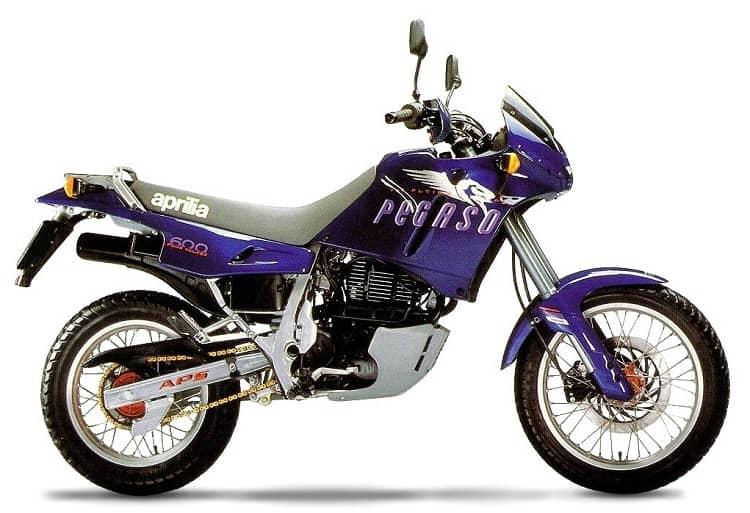 Aprilia Motorcycles - Aprilia Pegaso 600