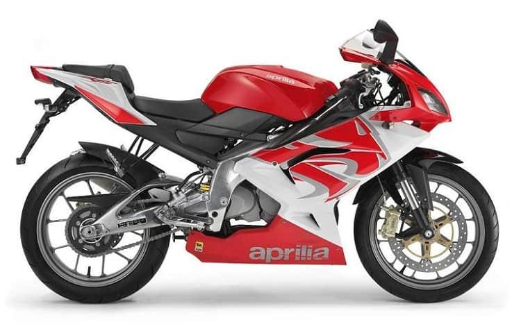 Aprilia Motorcycles - Aprilia RS125