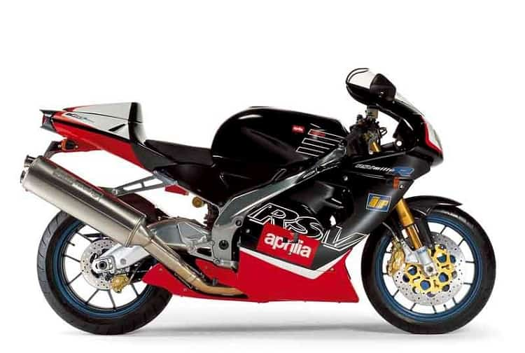 Aprilia Motorcycles - Aprilia RSV1000 Mille