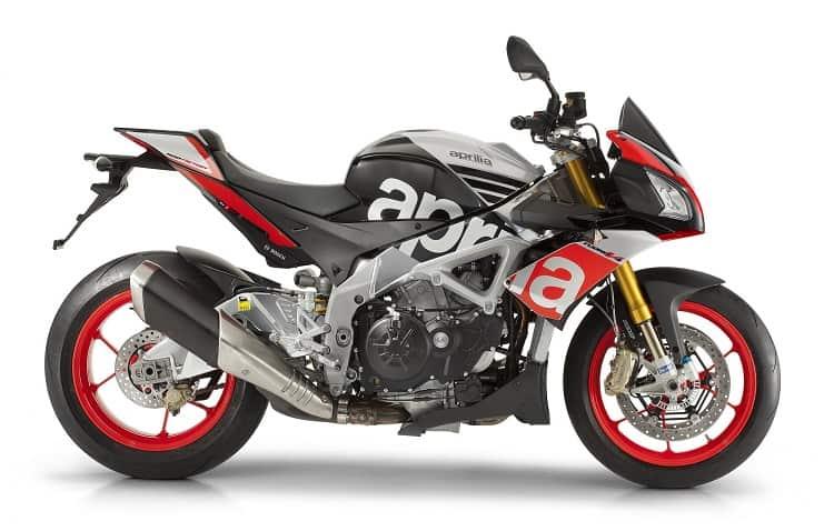 Aprilia Motorcycles - Aprilia Tuono V4 1100