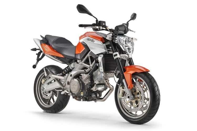 Aprilia Motorcycles - Shiver