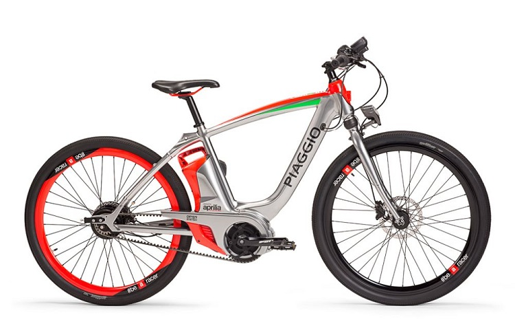 Branded Bicycle - Best Mountain Bikes - Aprilia-Piaggio WI-Bike