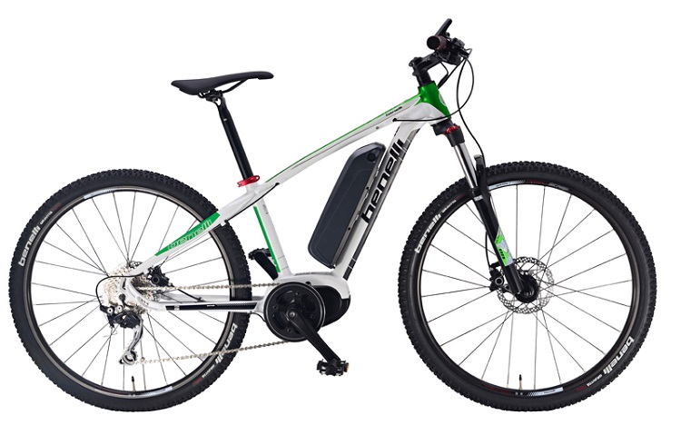 19a1dbd4c99 The Best Mountain Bikes For Men Made By Motorcycle Manufacturers. #10. The  Benelli Tagete E-Bike – $1,899.00