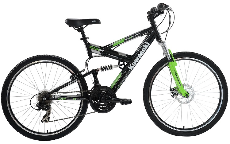 Branded Bicycle - Best Mountain Bikes - Kawasaki DX