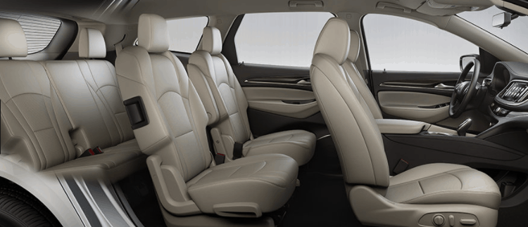 Buick Enclave Interior