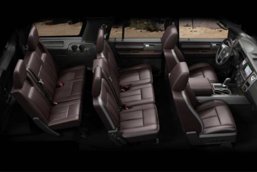 Ford Expedition seating