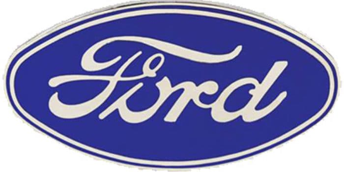 7 Facts About The Ford Emblem: A Complete History Since 1903
