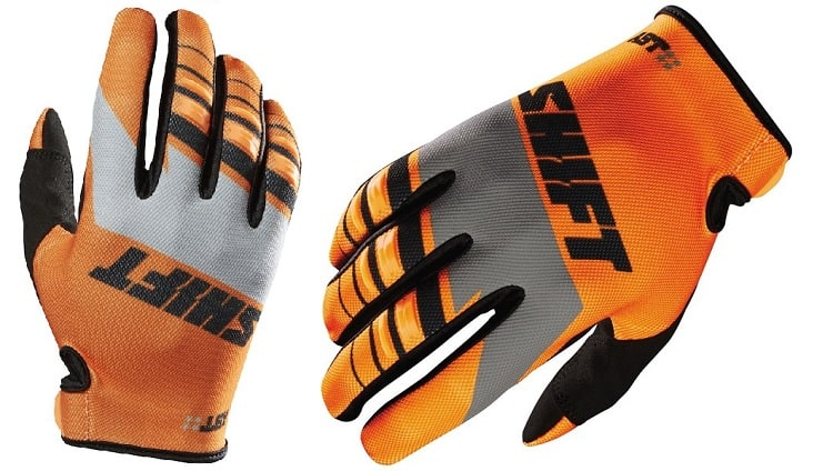 Kids Motorcycle Gloves - #03 - Shift Racing Assault Gloves