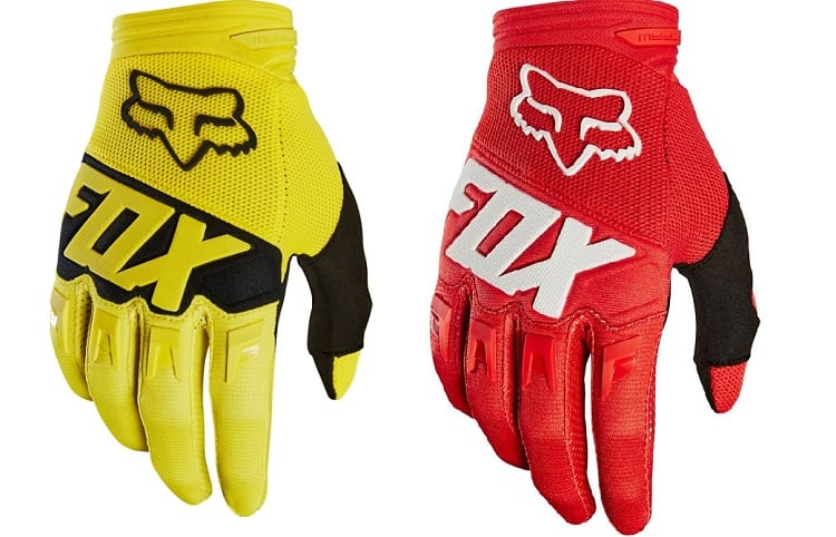 Kids Motorcycle Gloves - #08 - Fox DirtPaw