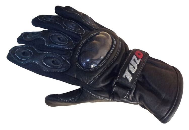Kids Motorcycle Gloves - Leather