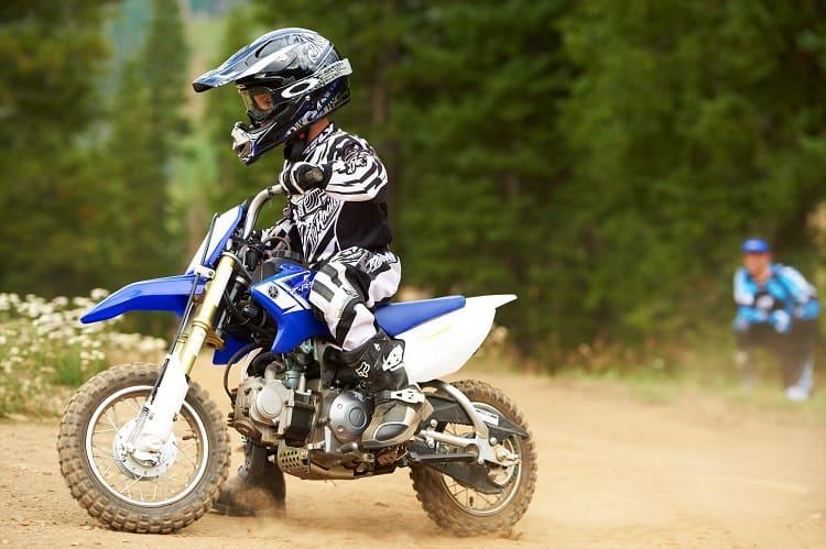 Kids Motorcycle Gloves - Rider 2