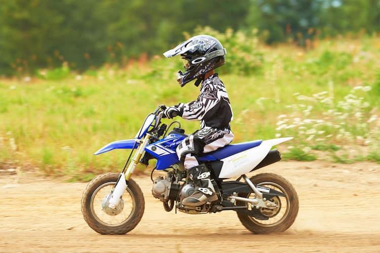 Kids Motorcycle Gloves - Rider