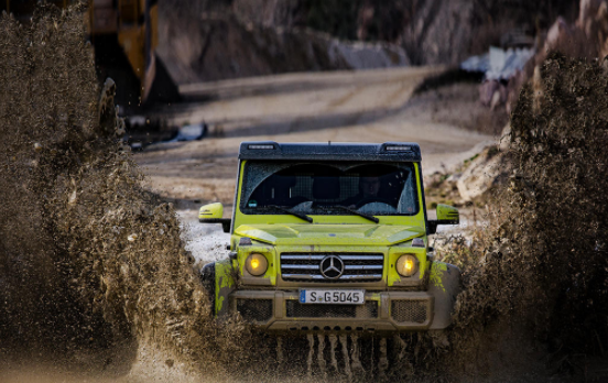 Mercedes G-Class best top rated SUVs