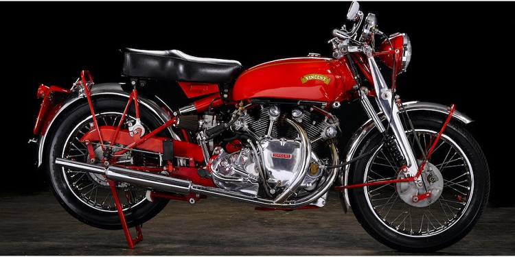 Motorcycle Auctions - Prestigious Auction