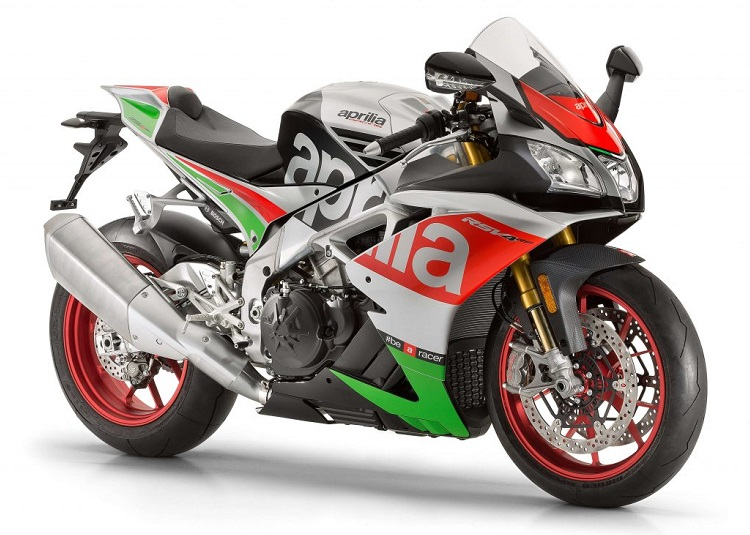 Motorcycle Names - Aprilia RSV4