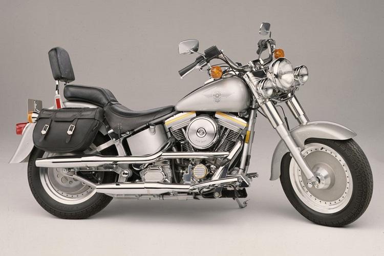 Motorcycle Names - Harley-Davidson Fat Boy