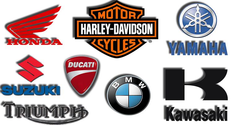 Motorcycle Names - Logos