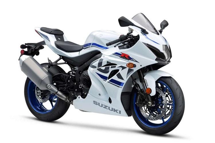 Motorcycle Names - Suzuki GSX-R1000