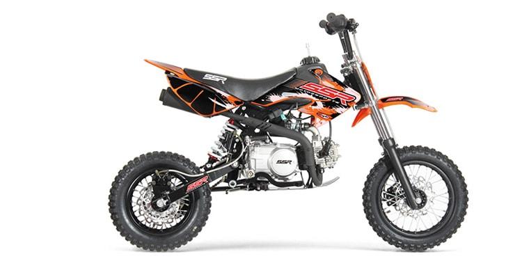 SSR Motorcycles SR110