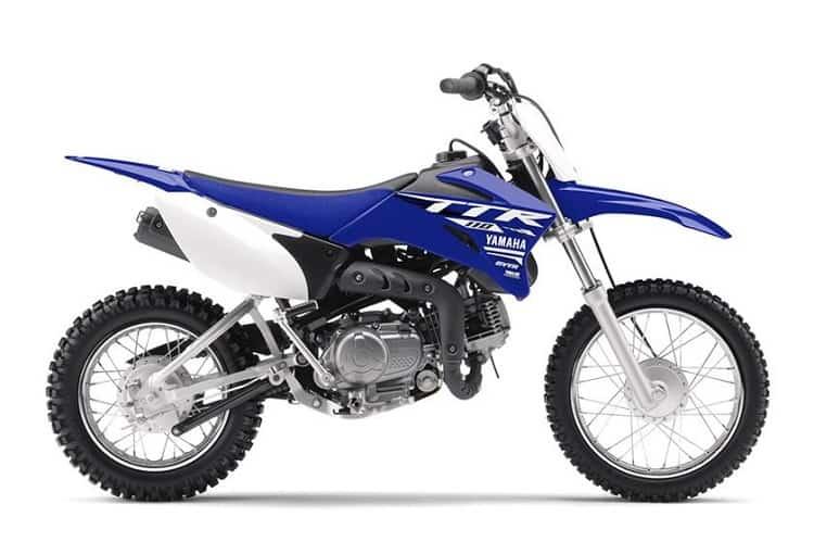 Yamaha TTR110