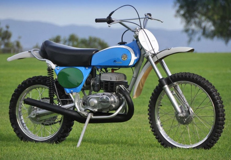 Spanish Motorcycles - Bultaco Pursang 250
