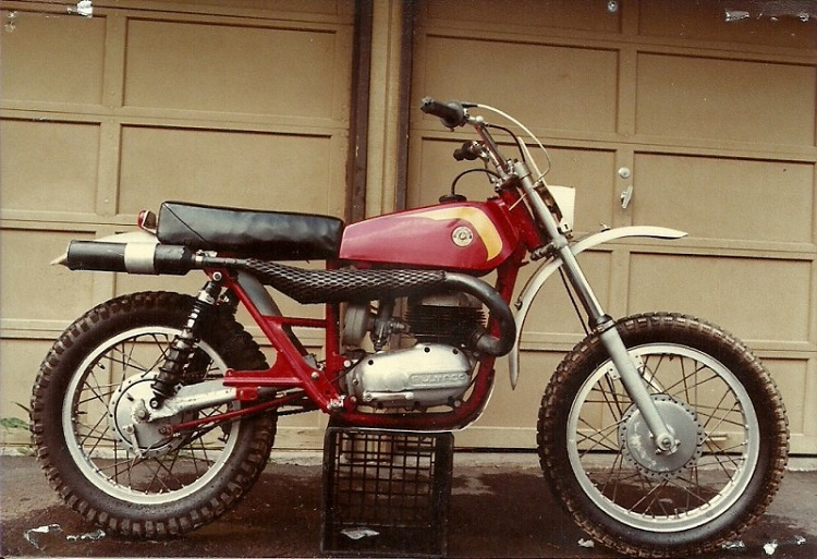 Spanish Motorcycles - Bultaco Vintage