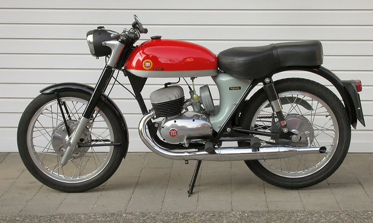 Spanish Motorcycles - Montesa Impala 175