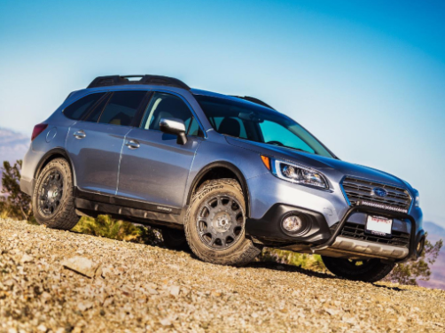 Subaru Outback Ground Clearance >> The Top Rated SUVs That Can Really Off-Road Like A Boss!