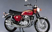 Vintage Honda Motorcycles - CB750