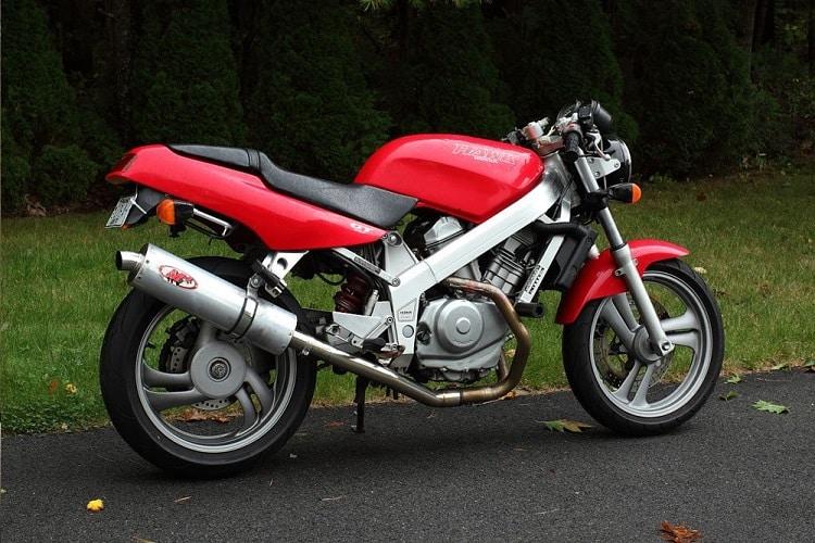 Vintage Honda Motorcycles - Honda Hawk GT