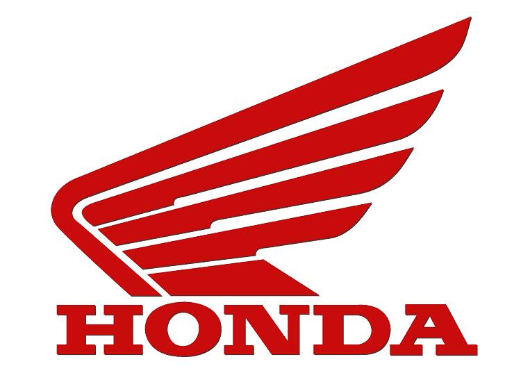 Vintage Honda Motorcycles - Logo