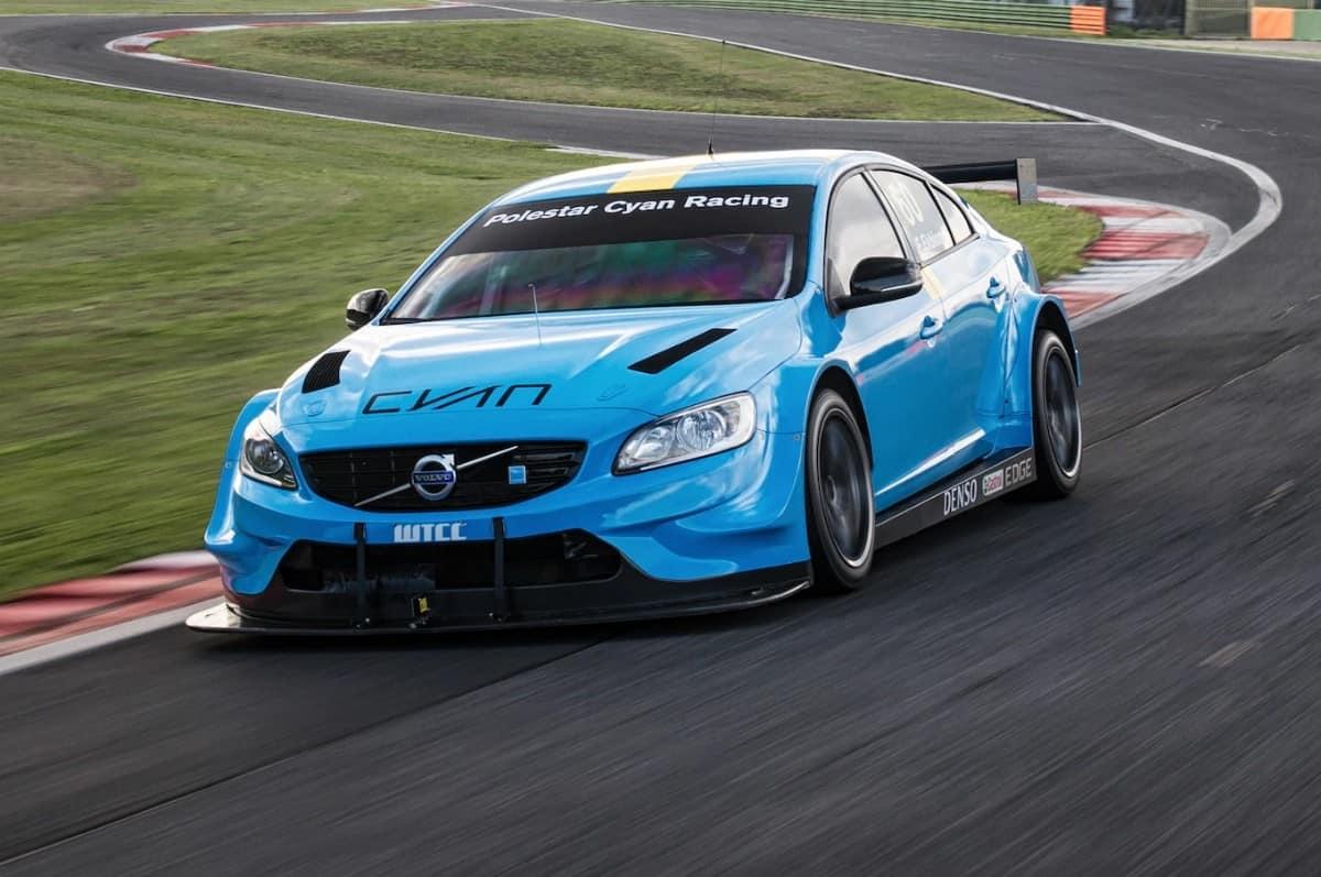 Volvo Racecar