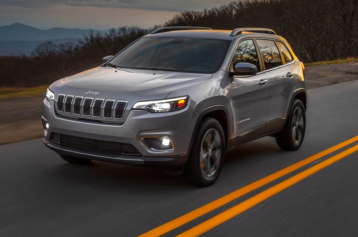 Reviewing 2019 Jeep Models