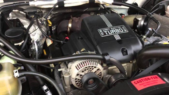 7.3L DIT Power Stroke 1999 – 2003