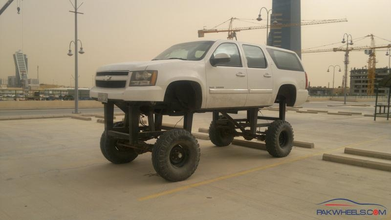 8 Lifted Suburban Problems and Solutions
